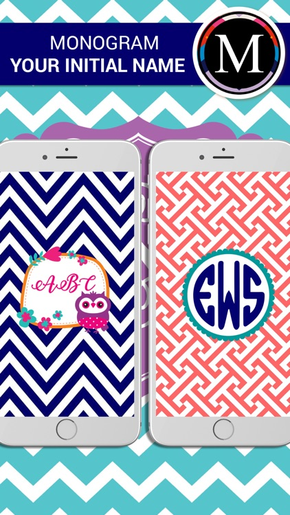 monogram it pro wallpapers backgrounds maker by space