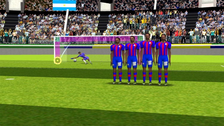 Football World Cup Kicks screenshot-4