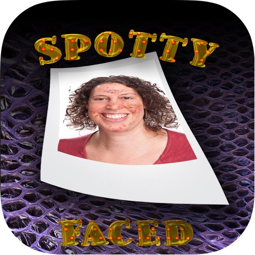 SpottyFaced - The Spotty Freckle Geek Booth icon