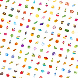 Food Stickers for iMessage
