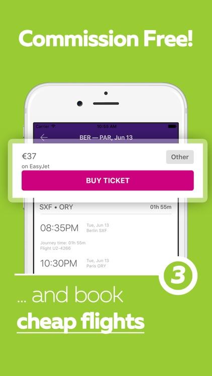 Cheap Flights | Find Airline Tickets with Jet4Trip screenshot-3