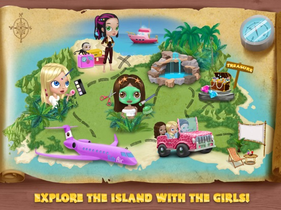 BFF World Trip Hawaii screenshot 7