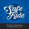 Safe Ride - MHM Taxi by Martin Harding & Mazzotti