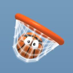 Ball Shot -  Fling to Basket Hoop