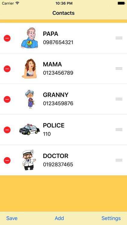 Parent Call, Easy To Call screenshot-3