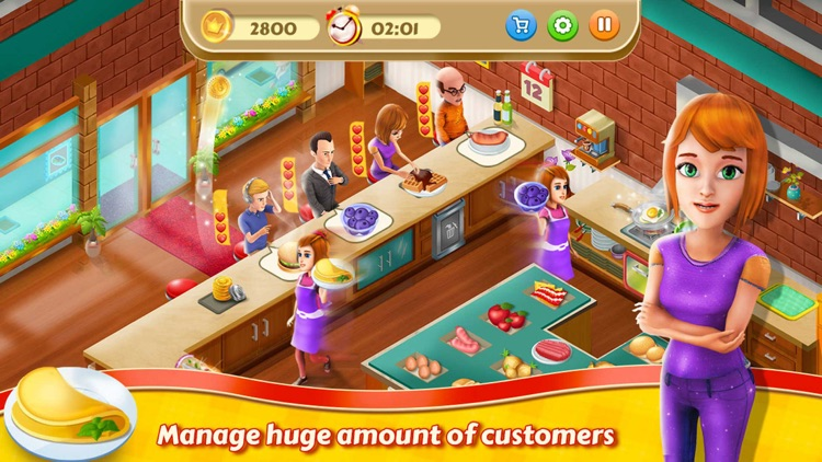 Restaurant Cooking Management