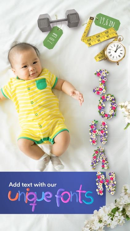 Baby Moments - photo diary