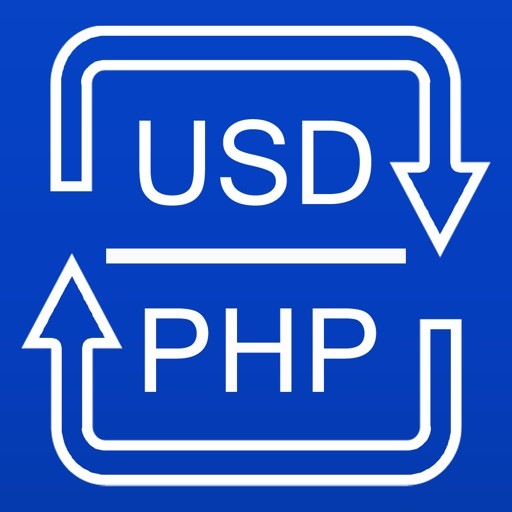 US Dollars / Philippine pesos currency converter