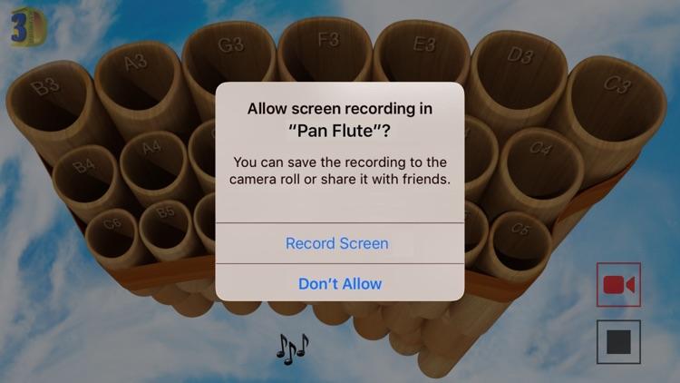 Pan Flute !