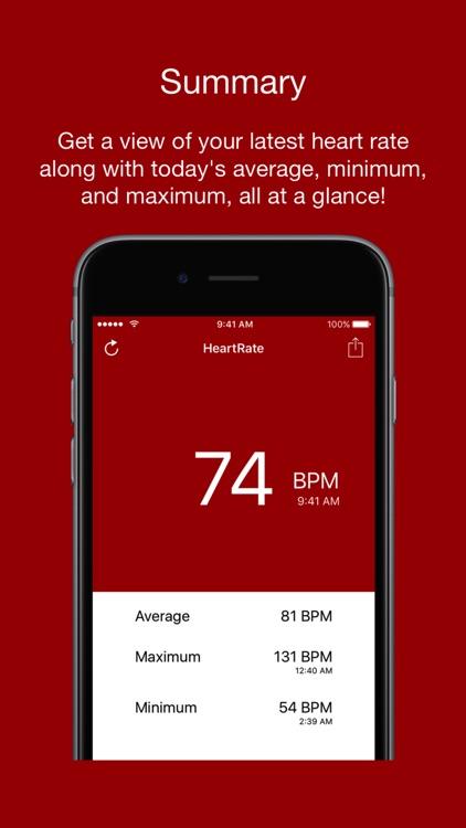 HeartRate: BPM Tracker