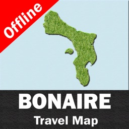 BONAIRE – GPS Travel Map Offline Navigator
