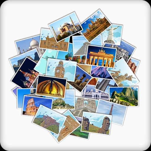 Animated Monument Stickers