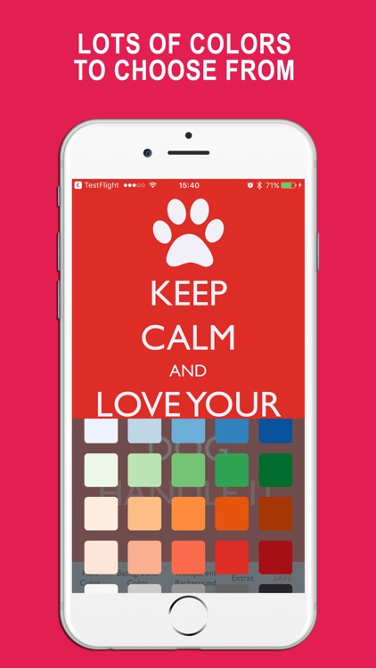Keep Calm Create + Design Text PNG Images