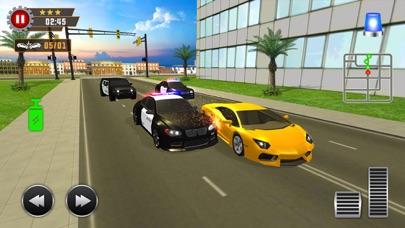 Police Petrol Crime Chase screenshot one
