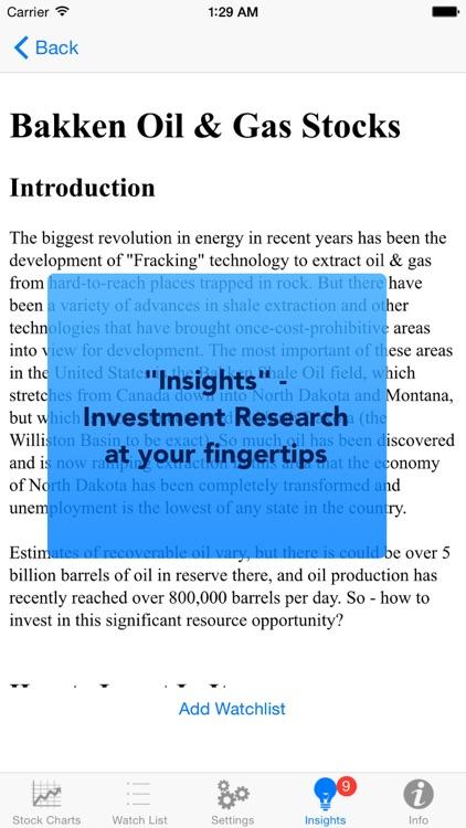 Stock TickerPicker screenshot-3