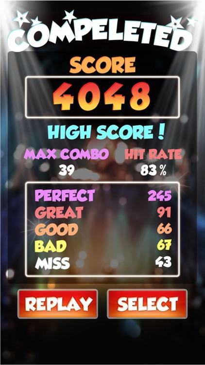 Rock Hero: A new rhythm game screenshot-3