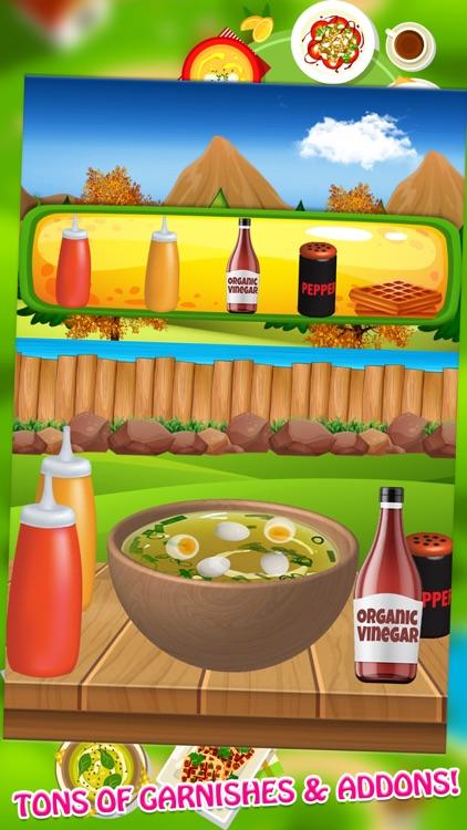 Soup Maker Chef – Kitchen Food Cooking Games screenshot-3