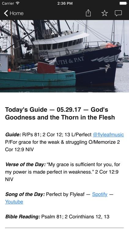 29plans - Daily Bible Reading Guide screenshot-3