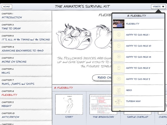 The Animator's Survival Kit – Animation Masterclass screenshot