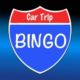 Car Trip Bingo: Fun bingo game for the car!