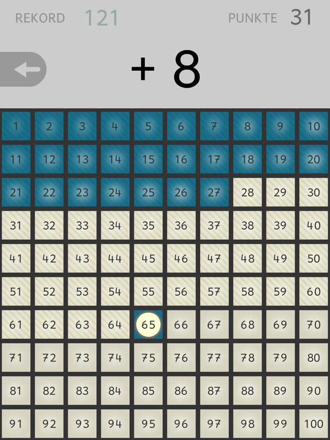 Die Zahlenjagd – Finde die Zahl! Screenshot