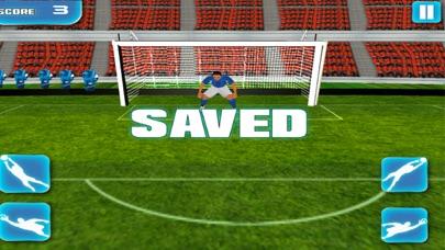 Super Soccer Free Kicks Challenge screenshot three