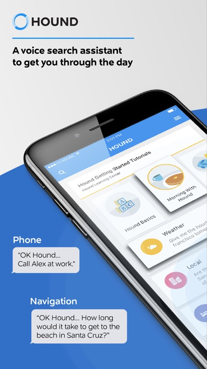 HOUND Voice Search & Assistant screenshot-0