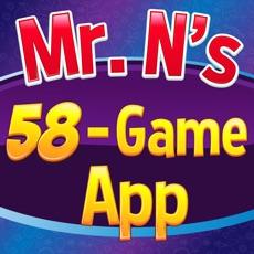 Activities of Mr. Nussbaum 46 Game Super App