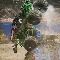 Monster Truck Racing Legend 3D