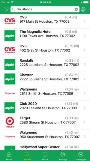 Allpoint® - ATM Locator on the App Store