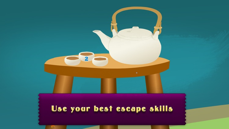 Can You Escape From The Green Vintage Room? screenshot-3