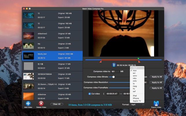 Batch Video Compress Pro 4