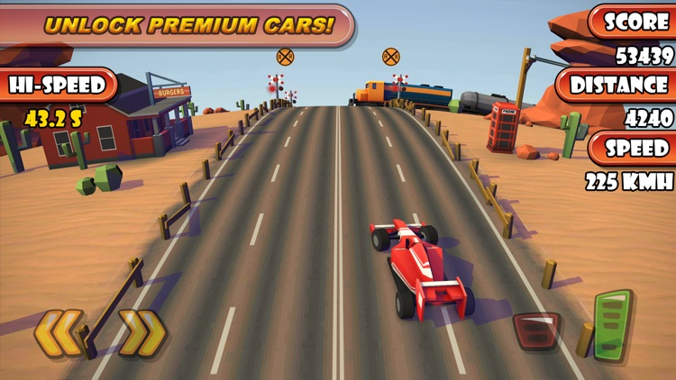 Highway Traffic Racer Planet screenshot-3