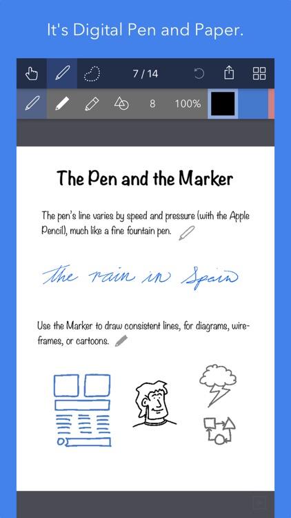 Noteflow Digital Notebook