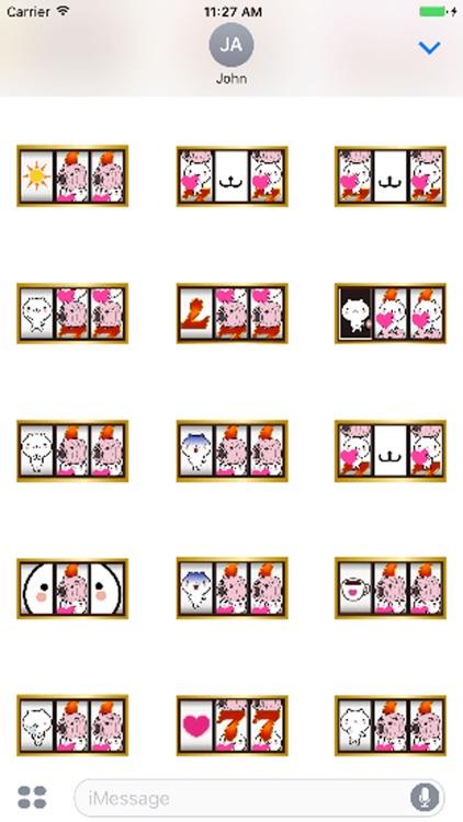 動く 小賢しいちびクマ(スロット) screenshot-3