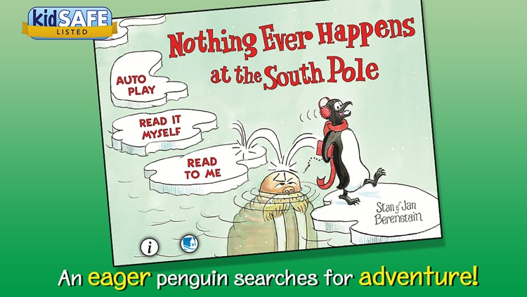 Nothing Ever Happens at the South Pole screenshot-0
