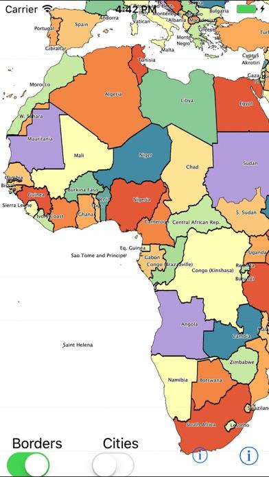 World Map Explorerのおすすめ画像3