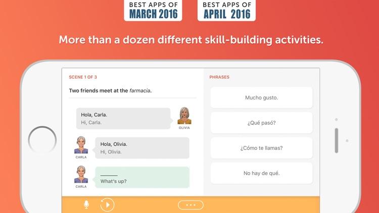 Spanish SOLO: Learn Spanish screenshot-4