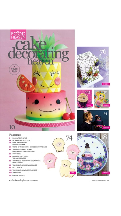 Food Heaven Magazine screenshot-3