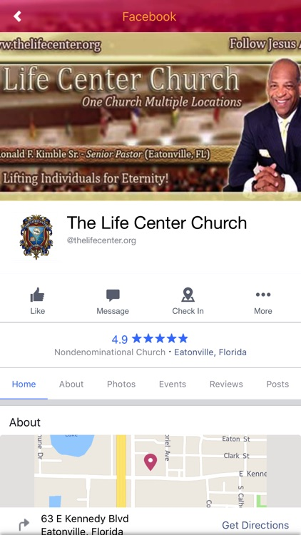 The Life Center Mobile App 2.0