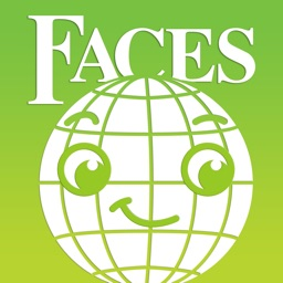 Faces Magazine: Kids and cultures around the world
