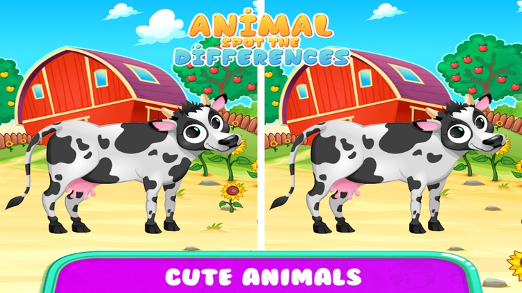 Spot The Differences : Animal screenshot-3