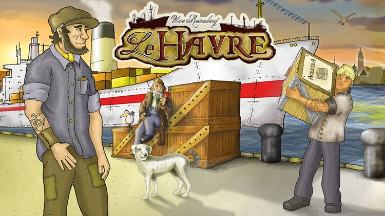 Le Havre (The Harbor) screenshot-0