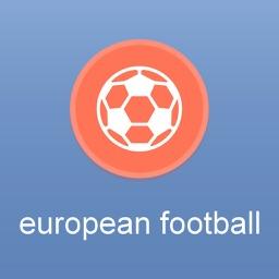 European Football 2017-2018