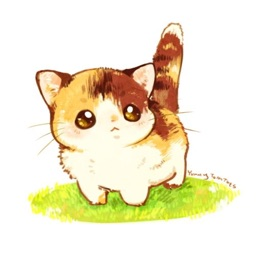 Cat Cute - Awesome Emoji And Stickers