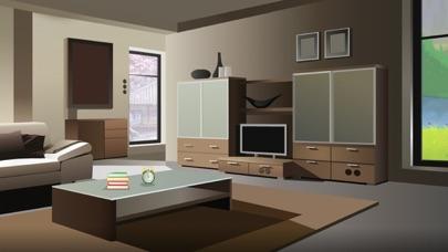新脱出げーむ14:脱出かわいい赤い部屋紹介画像1
