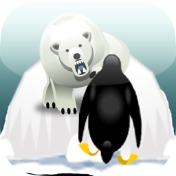 Penguin 3D Arctic Runner - Feed and Save Him