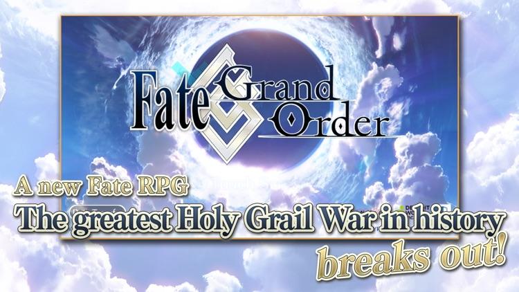 Fate/Grand Order (English) screenshot-0
