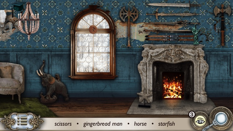 Beauty and the Beast - Hidden Object Games screenshot-3