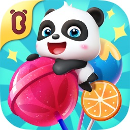 Little Panda's Candy Shop